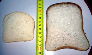 Bread Size