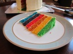 Epic Rainbow Cake (Video)