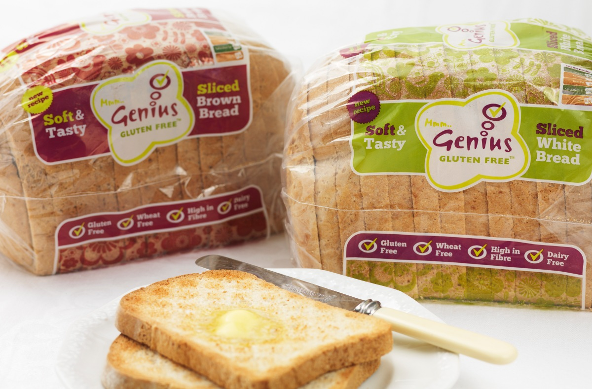 Gluten free bread is expensive - but I think we need to move on