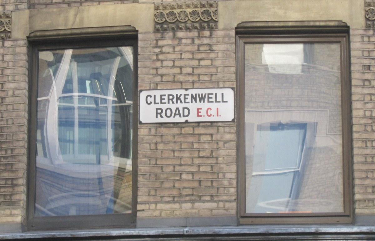 Gluten Free Clerkenwell