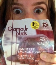 Proper Pudding! Glamour Puds.