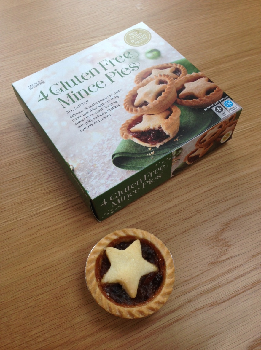 No contest on festive cheer: M&S are this year's best of the pies