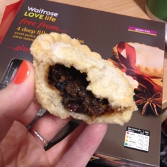 Solid Waitrose pies best for your lunchbox