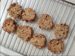 2 ingredient teething cookies (GF, DF, EF, SF, NF)