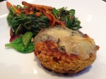 Butternut, Apple & Sage Oatburgers (GF, DF, SF, NF)