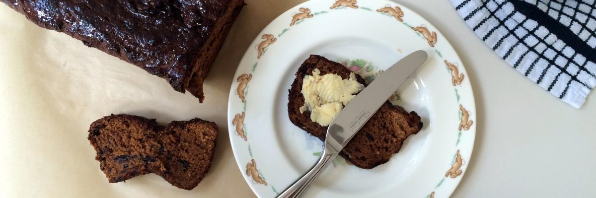 Squidgy Gluten Free 'Malt' Loaf